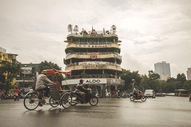 Hanoj Vietnam